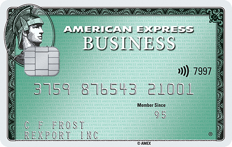 american express business creditcard